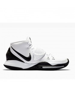 2020 Kyrie 6 Oreo White Black BQ4630-100