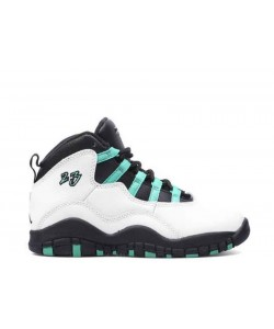 Air Jordan 10 Retro Verde GP 487212 118