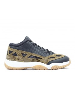 Air Jordan 11 Retro Low Croc 306008 013