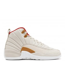 Air Jordan 12 Retro CNY Chinese New Year GG Women's 881428 142