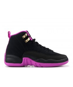 Air Jordan 12 Retro Kings GG Womens 510815 018