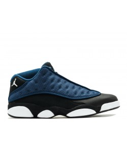 Air Jordan 13 Low Brave Blue 310810 407