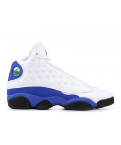 Air Jordan 13 Retro Bg Hyper Royal 884129 117