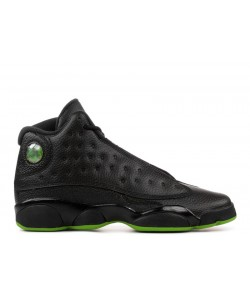Air Jordan 13 Retro Bg gs Altitude Green 414574 042
