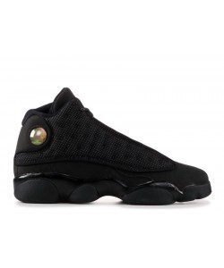 Air Jordan 13 Retro Bg gs Black Cat 884129 011