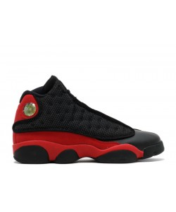 Air Jordan 13 Retro Bg gs Bred 2017 414574 004