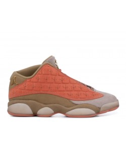 Air Jordan 13 Retro Low Nrg ct Clot Terracotta at3102 200