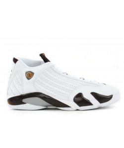 Air Jordan 14 Retro White Dark Cinder 311832 121