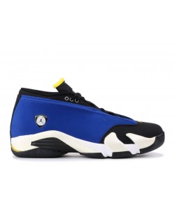 Air Jordan 14 Retro Low Laney 807511 405