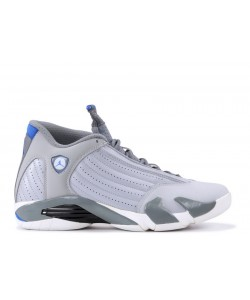 Air Jordan 14 Retro Sport Blue 487471 004