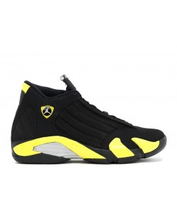 Air Jordan 14 Retro Thunder 487471 070