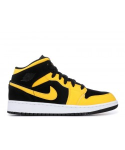 Air Jordan 1 Mid gs Reverse New Love 554725 071
