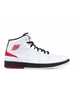 Air Jordan 1 Retro 86 White Gym Red 644490 101 For Sale