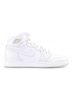 Air Jordan 1 Retro High Prem HC GG Women's 832596 100