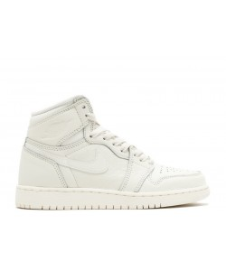 Air Jordan 1 Retro High Og Bg Sail 575441 114