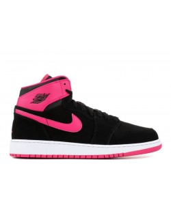 Air Jordan 1 Retro High Vivid Pink GG Women's 332148 008