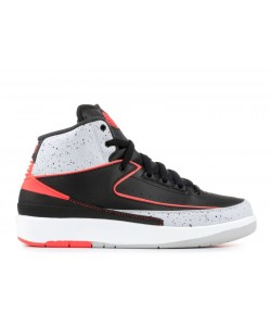 Air Jordan 2 Retro Bg gs Infrared 23 395718 023