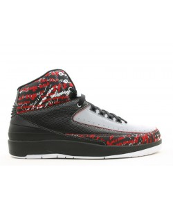 Air Jordan 2 Retro Eminem 308308 002