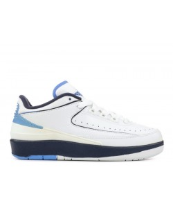 Air Jordan 2 Retro Low gs Bianca 309838 141