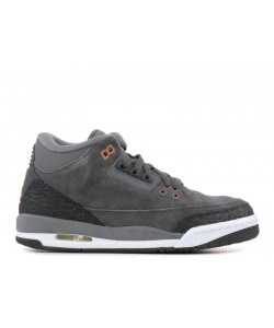 Air Jordan 3 Retro Anthracite GG 441140 035