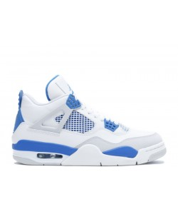Air Jordan 4 Retro Military Blue 2012 Release 308497 105