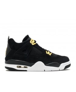 Air Jordan 4 Retro Bg gs Royalty 408452 032