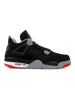 Air Jordan 4 Retro Bred 2012 Release 308497 089 Sale Cheap