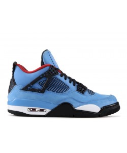Air Jordan 4 Retro Cactus Jack 308497 406