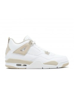 Air Jordan 4 Retro Gg gs Linen 487724 118