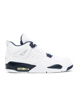 Air Jordan 4 Retro Ls Legend Blue 314254 107