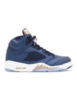 Air Jordan 5 Retro Bronze 136027 416