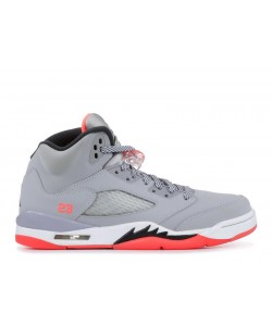 Air Jordan 5 Retro Gg gs Hot Lava 440892 018