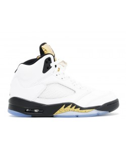 Air Jordan 5 Retro Olympic Gold 136027 133