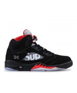 Air Jordan 5 Retro Supreme Supreme 824371 001