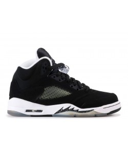 Air Jordan 5 Retro GS Oreo 440888 035