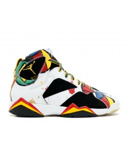Air Jordan 7 Retro Oc Miro Olympic 323213 161