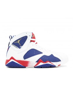 Air Jordan 7 Retro Tinker Alternate Olympic 304775 123