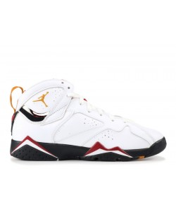 Air Jordan 7 Retro Cardinal GS Womens 304774 104