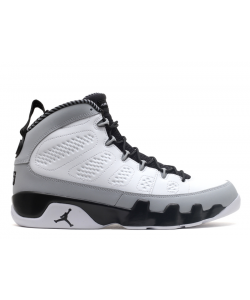 Air Jordan 9 Retro Barons 302370 106 Hot Sale