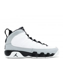 Air Jordan 9 Retro Barons BG Womens 302359 116