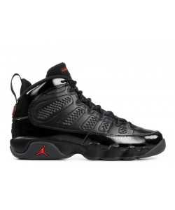 Air Jordan 9 Retro Bred BG Women's 302359 014