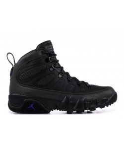 Air Jordan 9 Retro Boot Nrg Black Concord ar4491 001