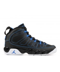 Air Jordan 9 Retro GS Photo Blue 302359 007 Sale Cheap