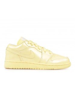 Air Jordan 1 Phat Low Lemon GS Women's 352718 711