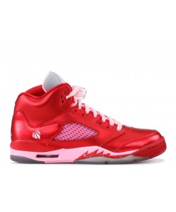 Air Jordan 5 Retro Valentines Day GS Women's 440892 605