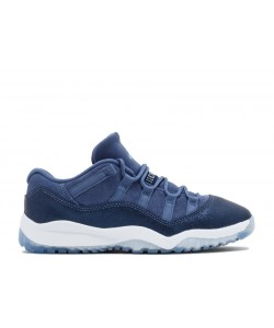 Air Jordan 11 Retro Low Blue GP TD 580522 408