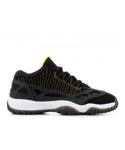 Air Jordan 11 Retro Low IE Black Zest GS 306006 002