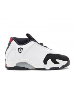Jordan 14 Retro Bp Black Toe 654972 102