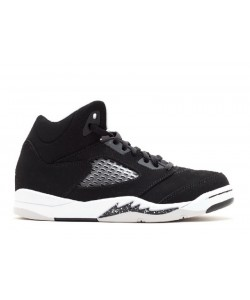 Hot Sale Jordan 5 Retro PS Oreo 440889 035