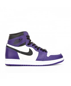 2020 Air Jordan 1 High OG Court Purple 555088-500
